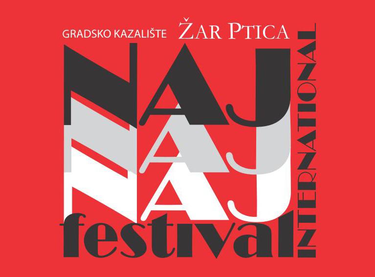 Naj, naj, naj festival, logo, foto: Žar ptica