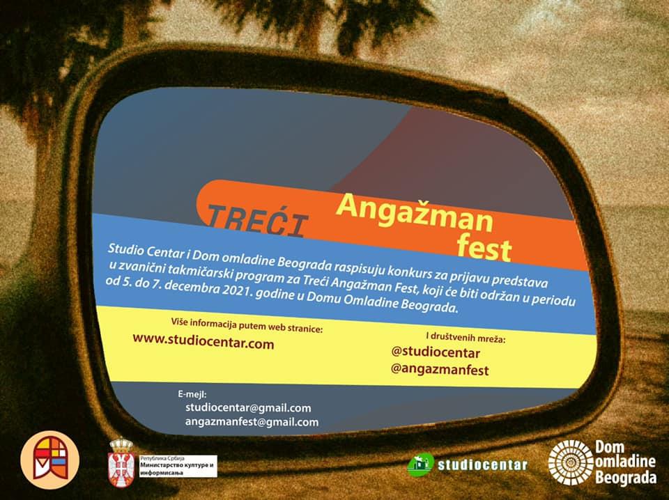 Treći Angažman fest, foto: Facebook