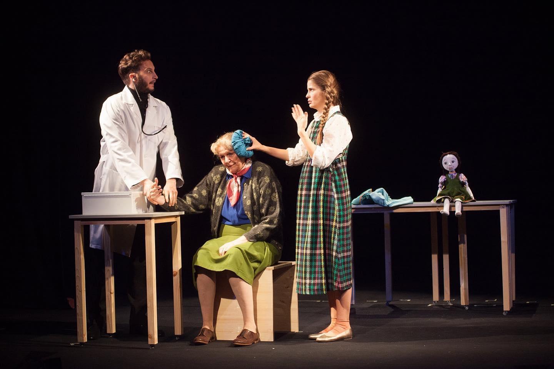 Glumačka predstava u GKL Split, foto: Promo