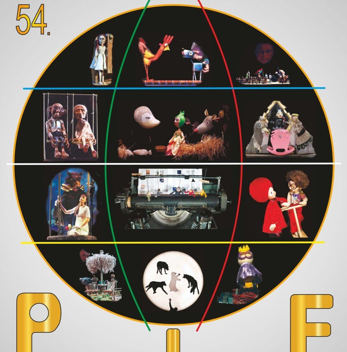 54. PIF, plakat